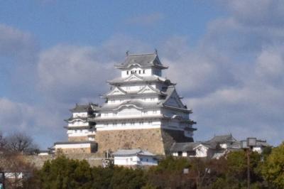 巡るJapan 兵庫 ジジと孫の二人旅 姫路城