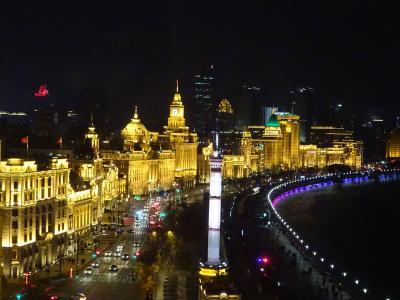 2018-2019冬休み 年越し上海 Vol.4 まったり上海編 極上の眺望に喜ぶ