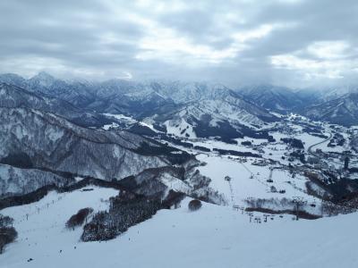 急に子供と日帰りで出かけた岩原スキー場の旅#越後湯沢は東京からアクセスが良いですね#