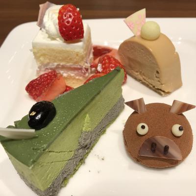 舞浜シェラトン GALLERIA Cafe デザートビュッフェ詳細