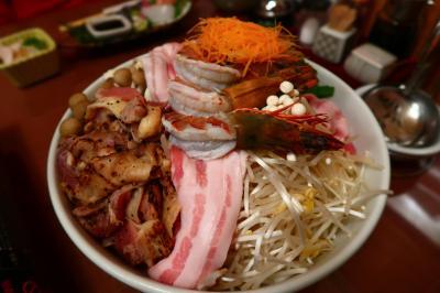 台湾人の御一行様と徳島2★徳島でOMOTENASHI 阿波尾鶏を食べに ~和風ダイニング連・ホテルサンシャイン~