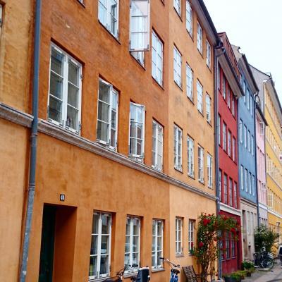 幸せの黄色い自転車、スコーネ地方とコペンハーゲンの旅①