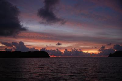 2018 パラオ旅行記  (3)「アラカベサン島」で金太郎さんに会う
