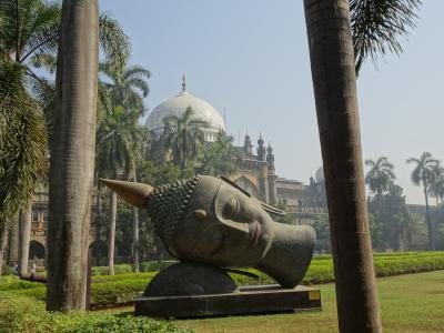 西インド遺跡巡り 6~7日目・ムンバイ&帰国