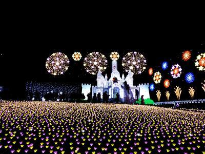 ☆ビュッフェと苺とイルミネーション☆ 栃木周遊日帰りバスツアーの巻