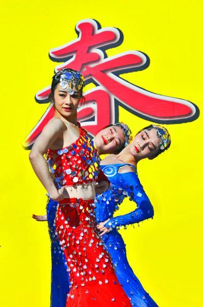 華麗なる日中友好競演 第13回 名古屋中国春節祭