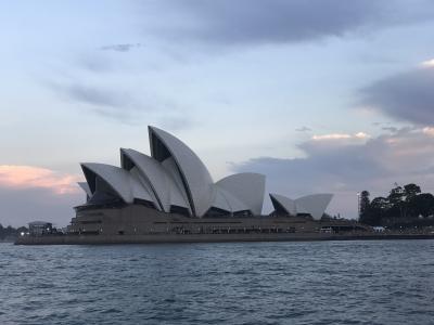 初めてのオーストラリア!年末年始をシドニーで Part1