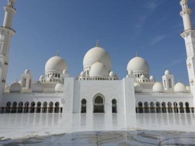 ひとり旅*ver.UAE