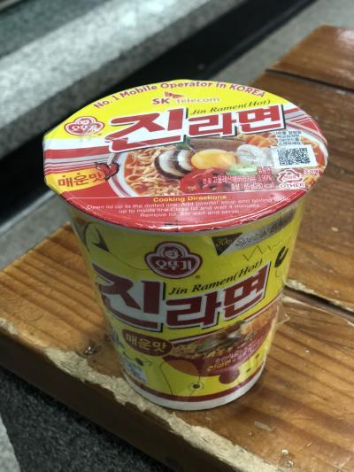 食い倒れ韓国旅行記 2日目