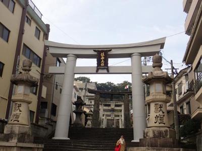 九州縦断旅(38)諏訪神社・長崎