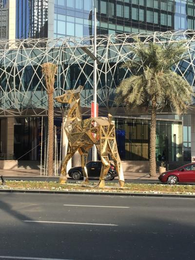 ひとり旅*ver.UAE 2