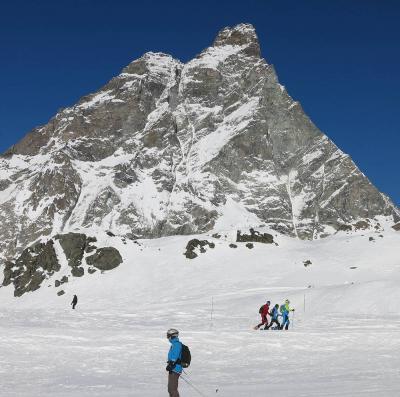 団塊夫婦のスキー&絶景の旅・2019スイスー(4)ツェルマット後編・チェルビニアへ