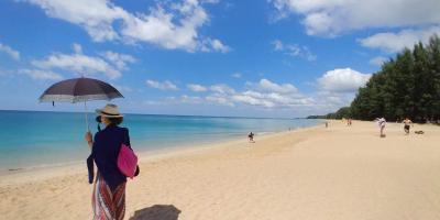 レンタカー・エアアジアで行く!プーケットの旅3泊5日 ④ 飛行機を間近で見物!