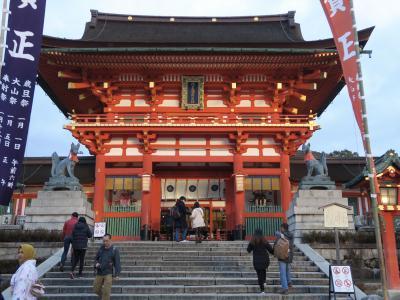京都初詣巡り