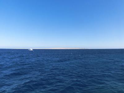 """紅海 """"天気晴朗なれど波高し"""""""