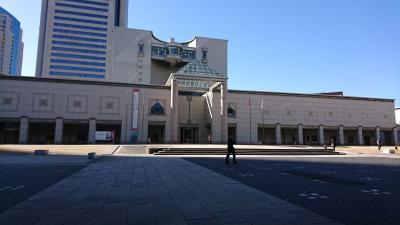 横浜美術館へ行ってきました