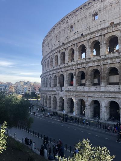 年末年始は初ヨーロッパ!⑤(元旦はローマで)