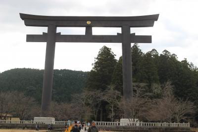南紀へ遠乗りドライブ④ 中辺路を通って熊野本宮へ