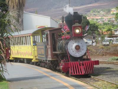 【復刻】ハワイ3島巡り(4)ノスタルジックなSLさとうきび列車