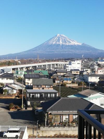 絶景・冬の富士静岡旅
