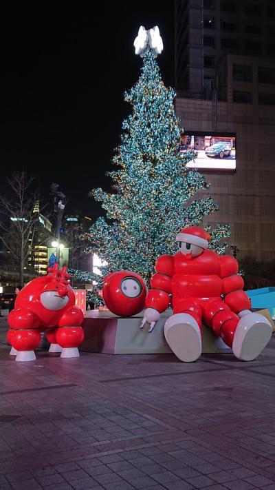 母娘旅 in 韓国 ~2019.01.07-01.09~ 1日目
