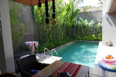 8回目のバリ島 レギャンのヴィラとベノアのホテル滞在
