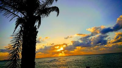 寒い冬に暖か南国沖縄に飛んでリゾート気分