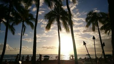 3回目のハワイ