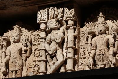 西インド グジャラートの旅(9)~パタン2 王妃の階段井戸(ラニ・キ・ヴァヴ)~