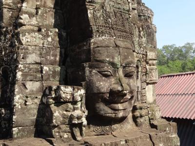 2019 シェムリアップ、アンコール遺跡を母と巡ります☆カンボジア