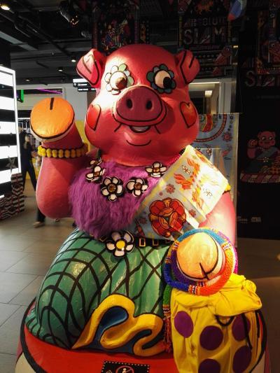 2018~2019年越しタイ④バンコクでマッサージ&お買い物♪by オキャマ一人旅♪
