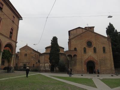 イタリア満喫・ローマから(フィレンツェ~ボローニャへ2)・・・