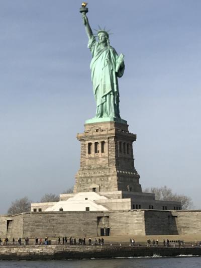 はじめてのニューヨーク 3泊5日のひとり旅 2日目