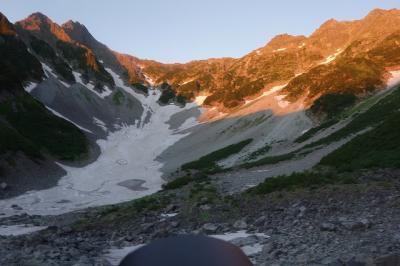 おばさんの冒険 北穂高岳登頂 ②