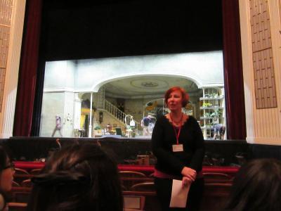 ウィーンで過ごす年末年始'18-'19【5】大晦日のウィーン国立歌劇場ガイドツアー編