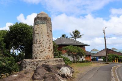 2018.12 ハワイ ⑤ 東海岸ドライブ カイルア&ラニカイビーチ  ホノルル・シティライツ