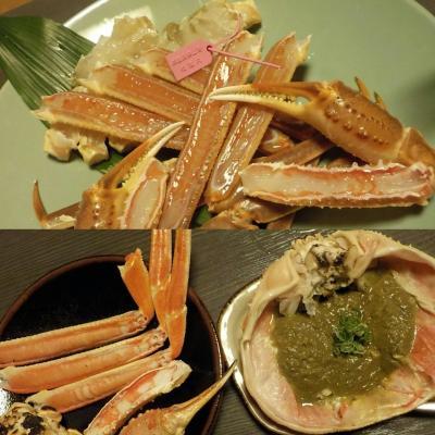 カニ食べ行こう!2019ー城崎温泉からの柴山ガニを食べ尽くすー