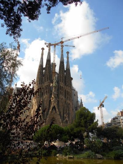 スペイン旅行の思い出