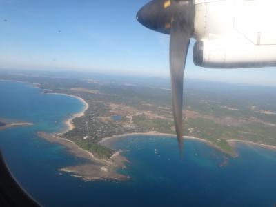 飲人(のみんちゅ)とガパリビーチへ(2)ラムネ色の海の巻