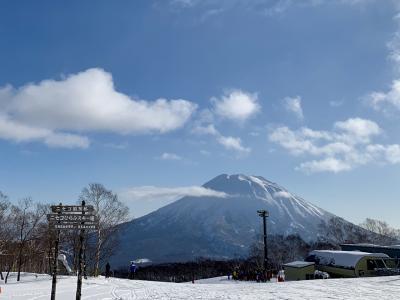 北海道2019~ニセコスキー場はまるで外国