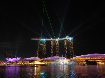 シンガポール・旅の思い出