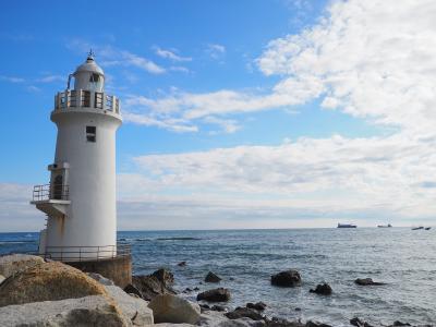 伊良湖岬灯台へドライブ