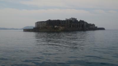 軍艦島を中心にした長崎旅行