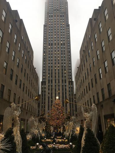 2018.12 ニューヨーク② ニューヨークの街を歩きまくる