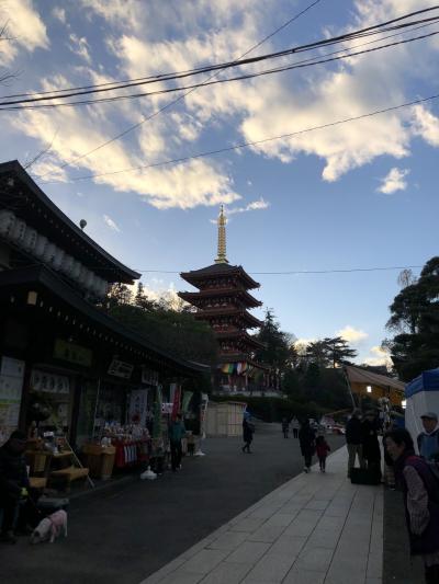高幡不動~多摩ぶらり旅 古き和の門前町と夢の詰まった新しい街