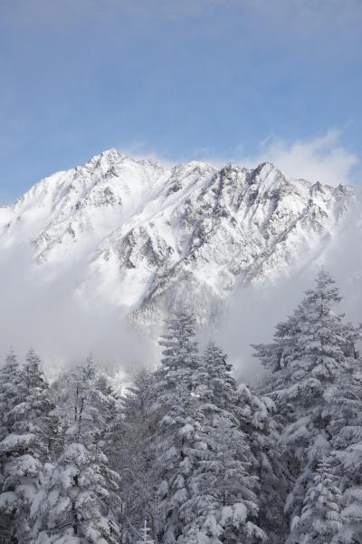 新穂高と飛騨高山 某バスツアーで出かける2019