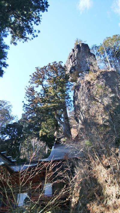 上毛三山・榛名神社へ