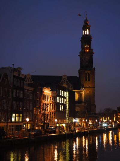 ポーランド&イスラエル一人旅1*・゜・*LOT欠航しKLMへ トランジット6時間でアムステルダム観光*・゜・*