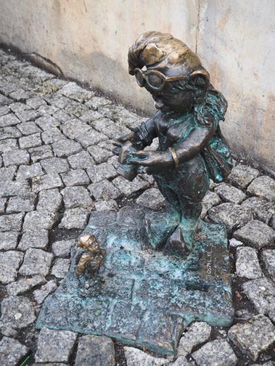 ポーランド&イスラエル一人旅2*・゜・*ヴロツワフ旧市場広場で小人探し*・゜・*