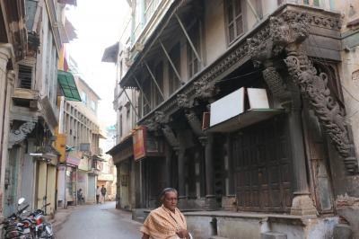 西インド グジャラートの旅(10)~アーメダバード1 旧市街ヘリテージウォーク~